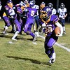 Mateo Sayarath runs for a TD<br /> Sentinel & Enterprise / Jim Fay