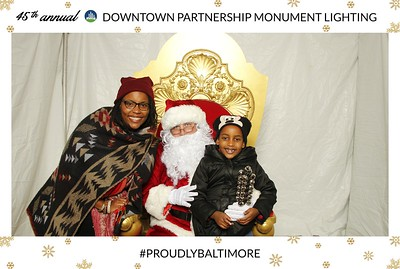 Monument Lighting -- Photos with Santa 11.30.16