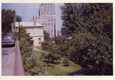 Colored Photograph of Mr. Elder's Garden XIV (02064)