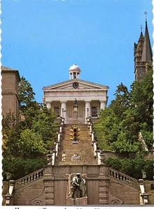Postcard of Monument Terrace (05020)