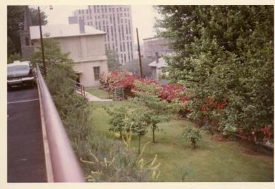 Colored Photograph of Mr. Elder's Garden XVIII (02069)