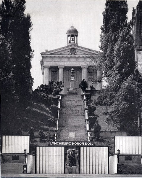 Monument Terrace & Lynchburg Honor Roll (06142)