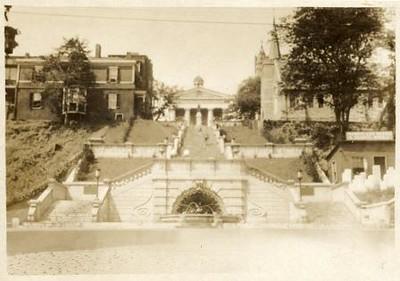 Monument Terrace, 1923 (02072)