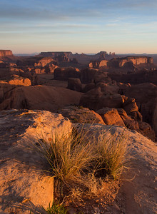 Hunt's Mesa Overlook, Monument Valley, AZ