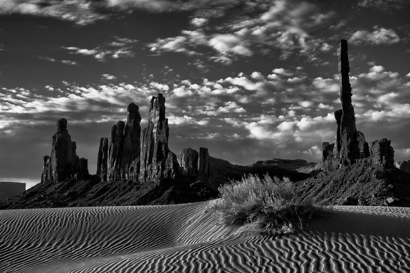 Totem Pole, Monument Valley, Arizona