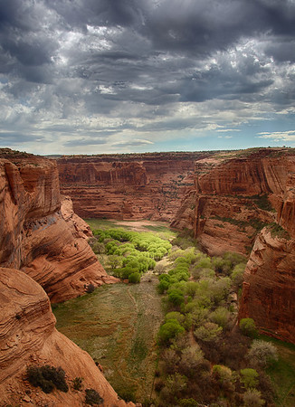 Canyon de Chelley, AZ