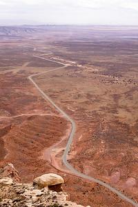 Along Highway 261 in Southern Utah