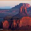 Hunts Mesa -Beginning Sunrise