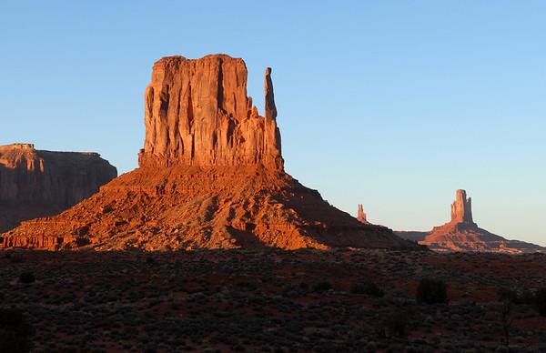 Monument Valley and Arizona