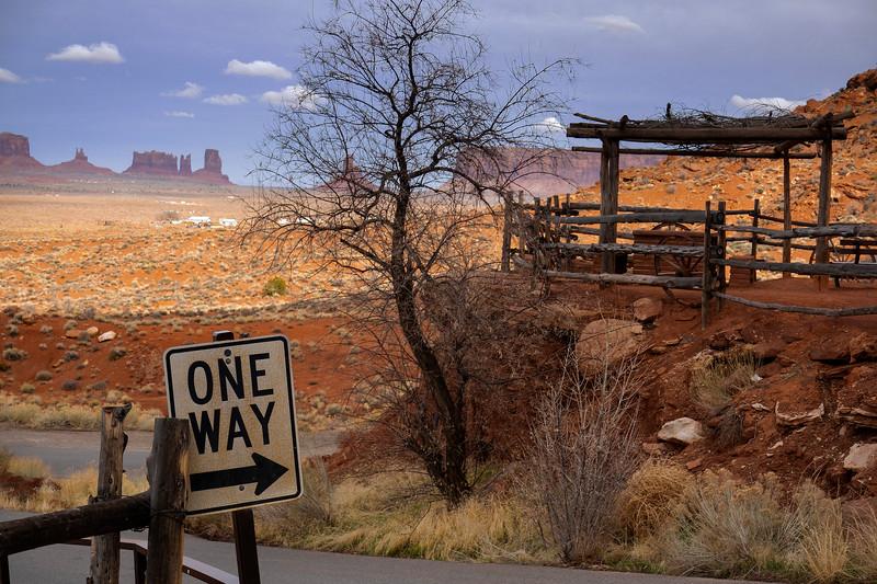 Monument Valley Navajo Tribal Park, Arizona