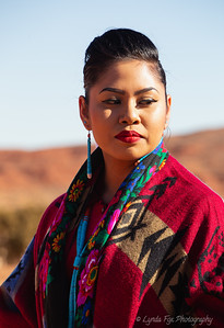Young Navajo Woman
