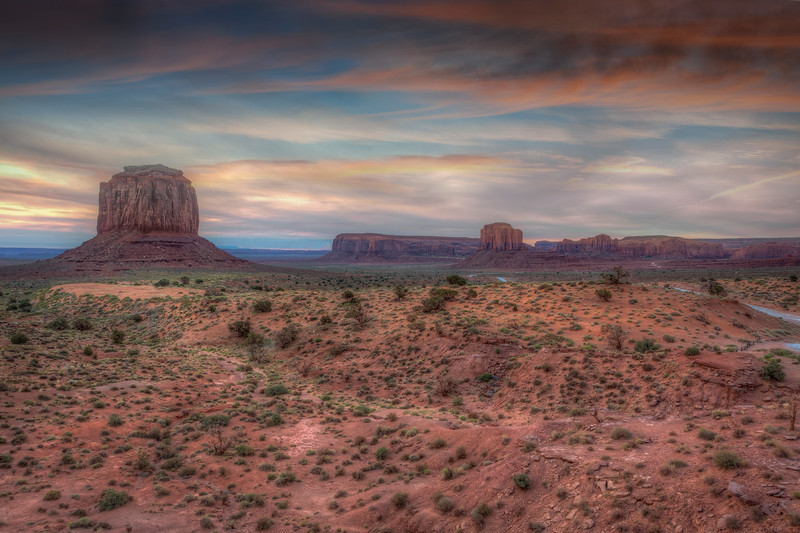 Monument Valley #12