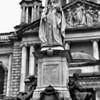 Statue of Queen Victoria. City Hall, Belfast