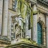 Sir James Horner Haslett<br /> Belfast City Hall