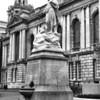 Titanic memorial. City Hall, Belfast