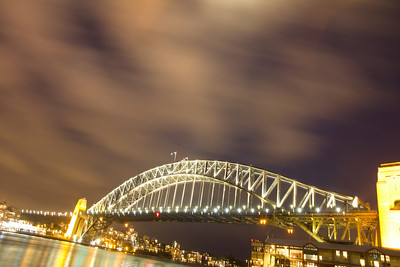The Sydney Harbour Bridge in glorious detail - Sydney, Australia