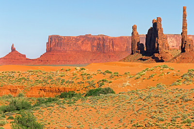 Totem Pole, Monument Valley Arizona