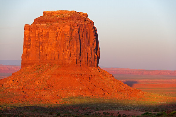 Merrick Butte, Monument Valley Arizona