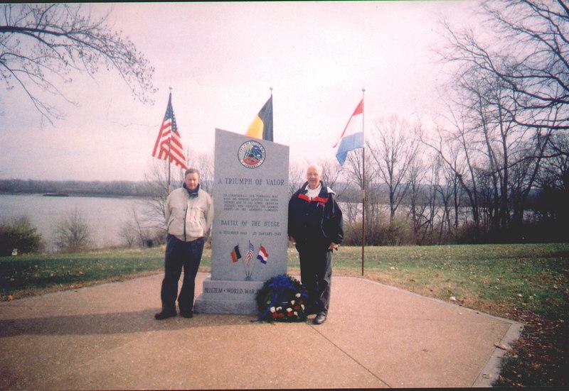 Jefferson Barracks<br /> Battle of the Bulge Monument<br /> St. Louis, MO
