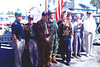 Veteran's of the Battle of the Bulge (VBOB)<br /> Chapter #53 - Southern Arizona members<br /> Veteran's Day Parade - November 11, 2006.<br /> <br /> Names are Left to Right<br /> and units they were in during <br /> The Battle of the Bulge:<br /> <br /> HARPER COLEMAN;<br /> 4th Inf. Div, 8th Reg., 2nd Bat., Co H.<br /> <br /> EARL HARTZ;<br /> 30th Inf. Div., 120th Reg., 3rd Bat., Co K<br /> <br /> GEORGE McGEE;<br /> 109th Evacuation Hospital, 3rd Army<br /> <br /> JOHN SWETT;<br /> 106th Inf. Div., 423 Inf. Reg., Co H (POW)<br /> <br /> BERNIE MEYER;<br /> 99th Inf. Div., 324th Engr. Combat Bat.<br /> <br /> BUCK BLOOMER;<br /> 28th Inf. Div., 112 Reg.<br /> <br /> HERMAN VAN De BOGART;<br /> 106th Inf. Div., 424 Inf. Reg., Co A<br /> <br /> EUGENE PFLUGHAUPT;<br /> 30th Inf. Div.,120th Inf. Reg.,2nd Bn,Co G
