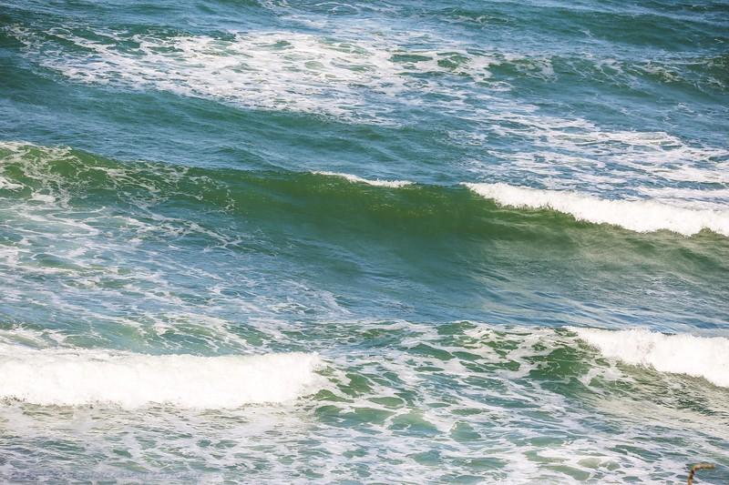 West wind at Murawai Beach