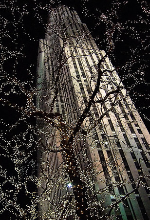 Holiday Lights - Rockefeller Center