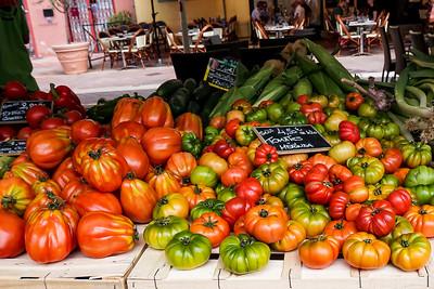 Nice marketplace