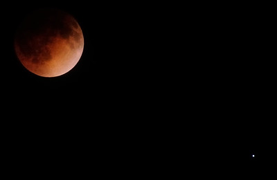 Moon Eclipse 2014-2015