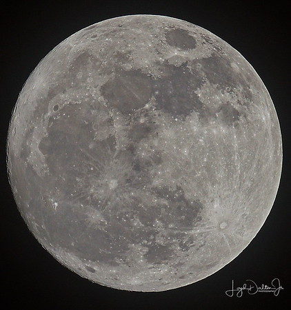 Full Moon  12-2-17
