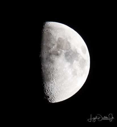 Moon Images - Baker Ranch