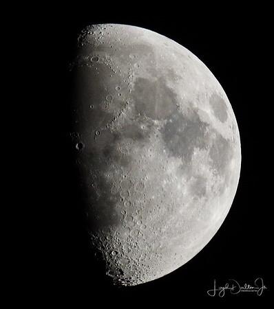 Waxing Gibbous  Moon   11-27-19