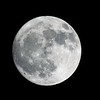 Pre-Halloween Full Moon<br /> <br /> Had a good clear crisp night to photograph this full moon.