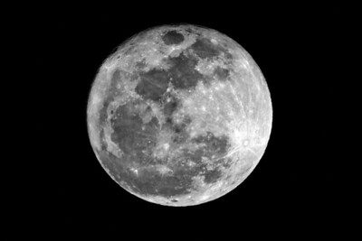 Super Moon - March 19, 2011
