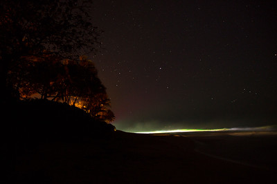 Pipeline at Night