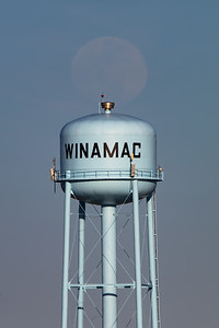 Winamac Water Tower