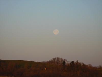 Moon Set 4-30-18