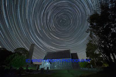 Kinneigh Star Trails !!-10-2021