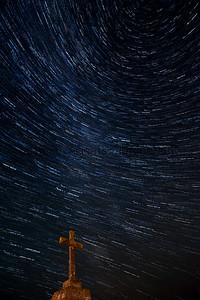 Star Trails Milkyway