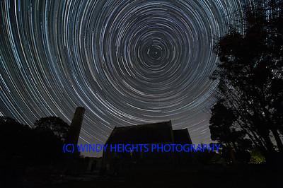 Kinneigh Star Trails 2 !!-10-2021