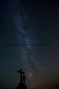 Star Trail Corran Cross Silhouette 2