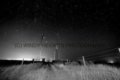 Masts Corran Hill Stars-1bw