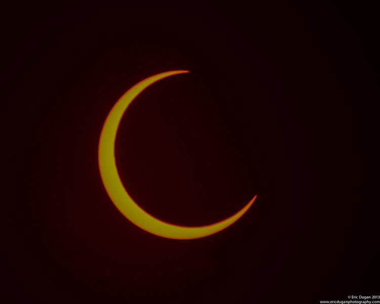 Annular Solar Eclipse<br /> 5-20-2012