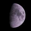 Gibbous Moon 3-25-18