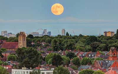 Strawberry Moon London