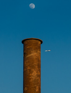 Moonshot  with Plane
