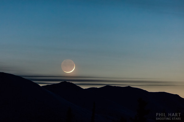 Moonrise and Moonset