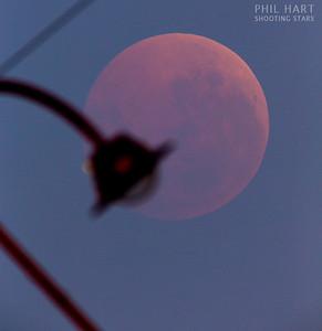 Total Lunar Eclipse - 15th April 2014