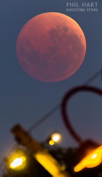 Maryborough Lunar Eclipse