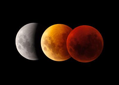 Total Lunar Eclipse - 16th June 2011