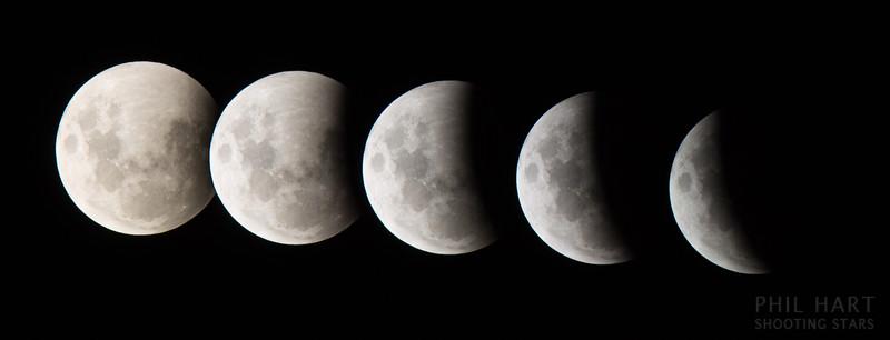 Total Lunar Eclipse - 8th October 2014